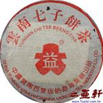 2004年勐海茶廠7542普洱茶 R下有點紅大益