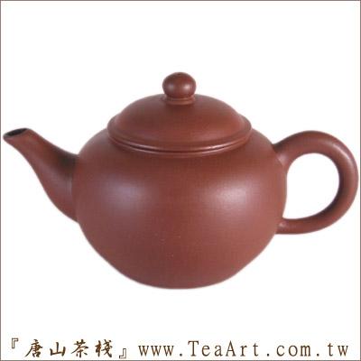《中國宜興一廠標準壺》早期紅紫鴿頸八杯