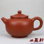 紅泥金沙憎 大,中國宜興老一廠原礦紫砂壺