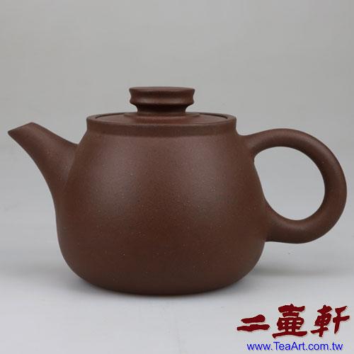 紫砂倒把雙魚陶藝,早期中國宜興一廠原礦紫砂壺名家壺
